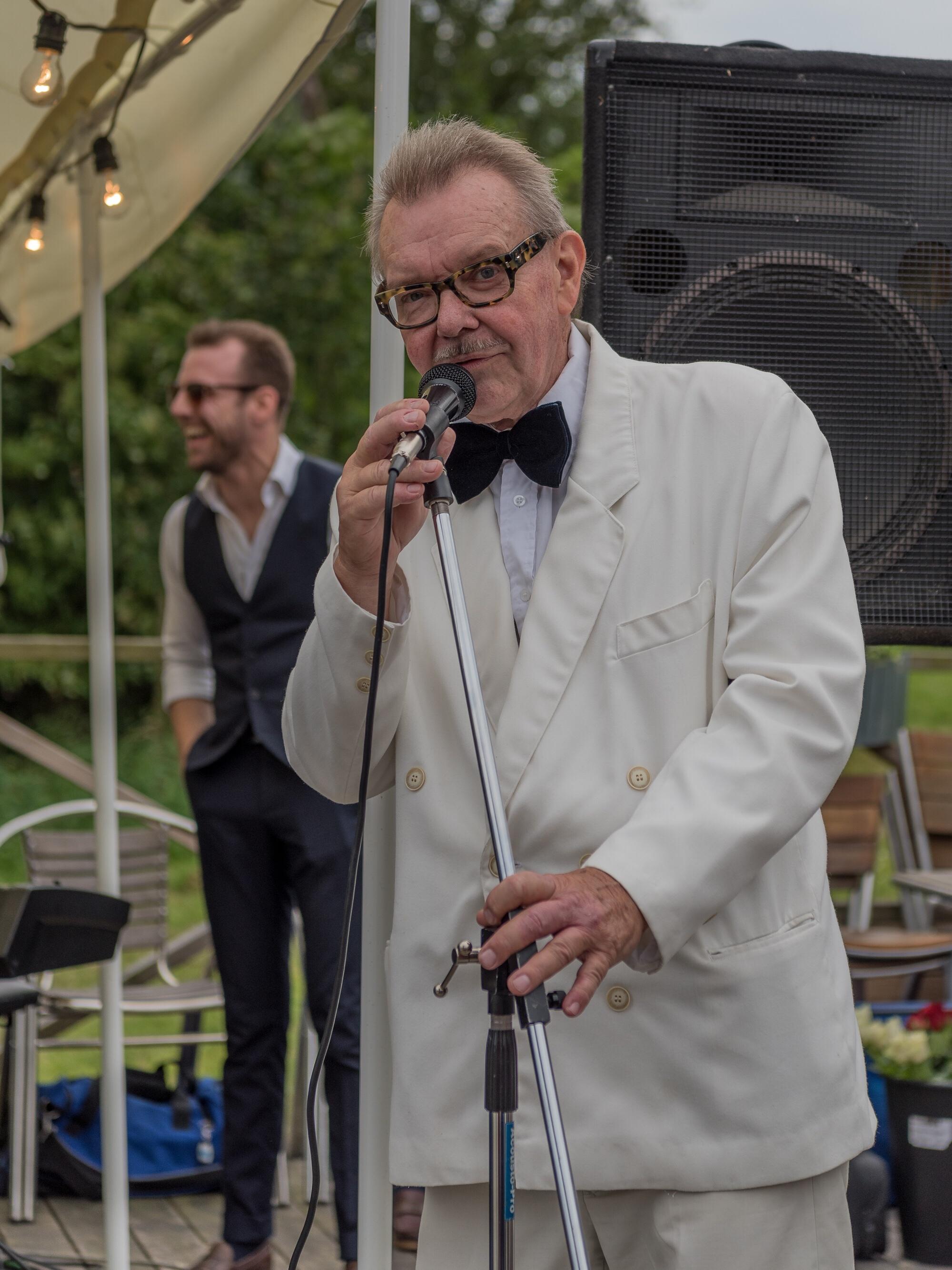 Håkan Fredriksson från JazziSmyge.